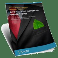 Captio_Portada3D_Organizar_evento_sostenible