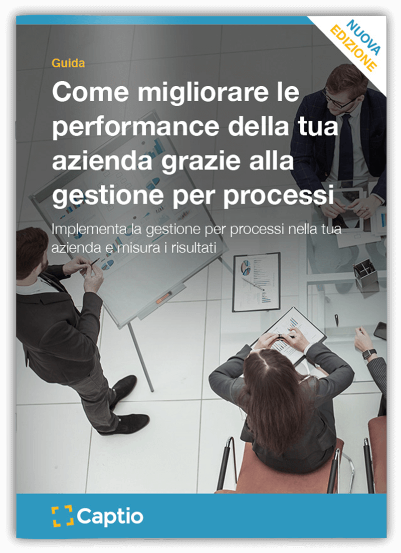 Come migliorare le performance della tua azienda grazie alla gestione per processi