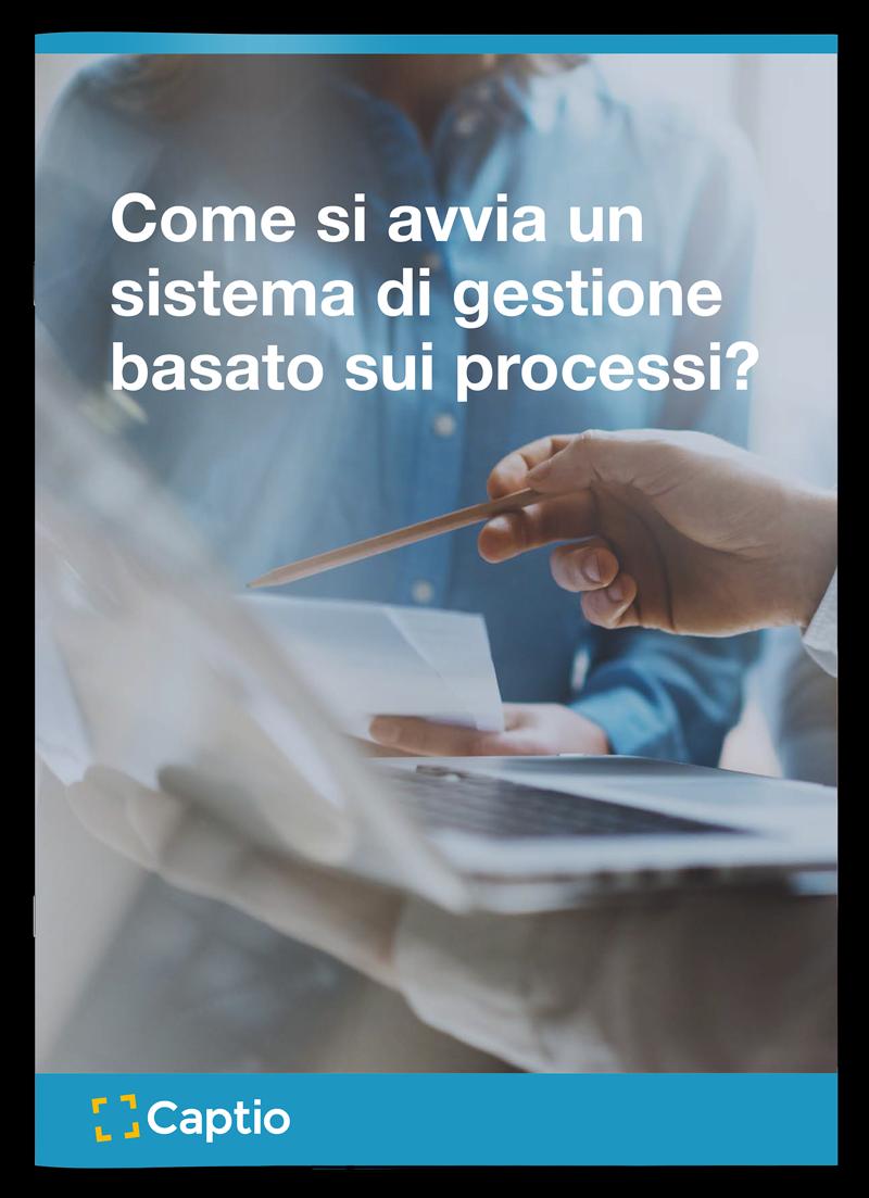 Come si avvia un sistema di gestione basato sui processi?