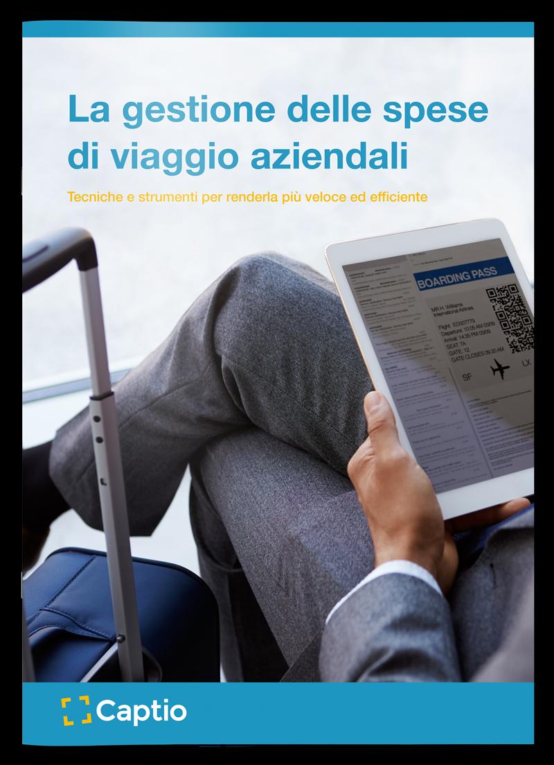 La gestione delle spese di viaggio aziendali