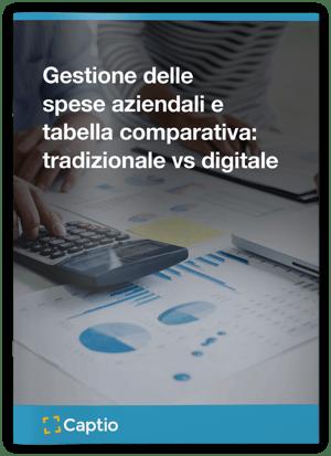 Gestione delle spese aziendali e tabella comparativa: tradizionale vs digitale