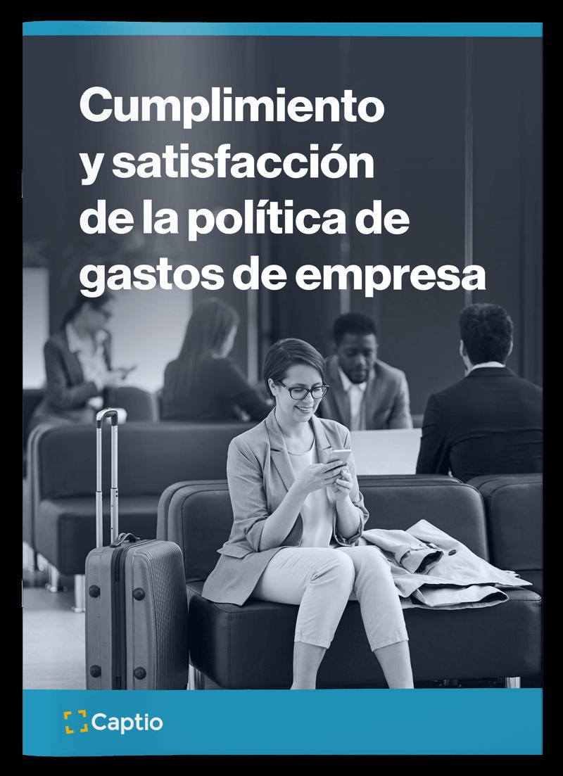 cumplimiento y satisfaccion politica gastos empresa