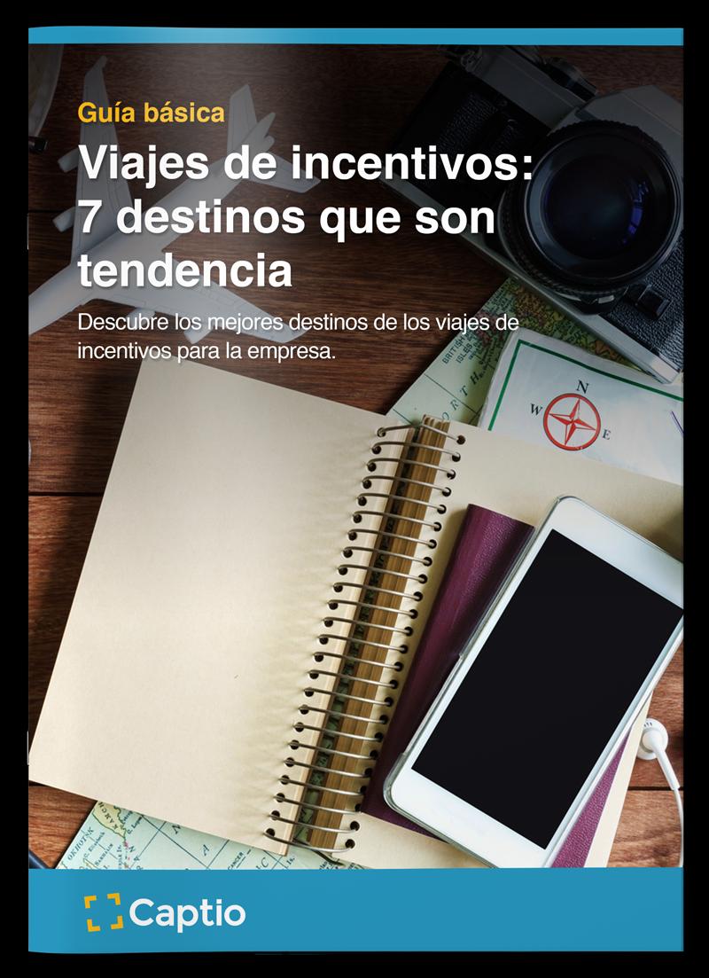 CAPTIO Portada3d petita viajes de incentivos
